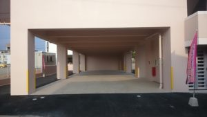 T共同住宅駐車場