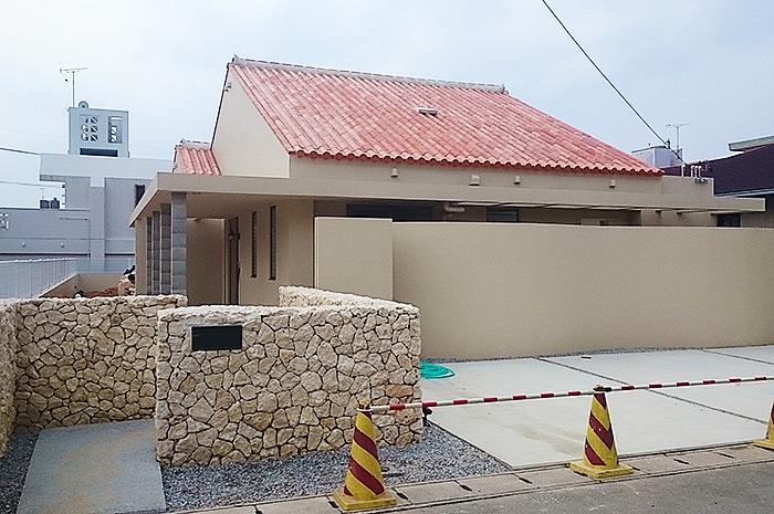 名護市新築住宅