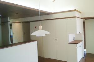 新築 リビング キッチン