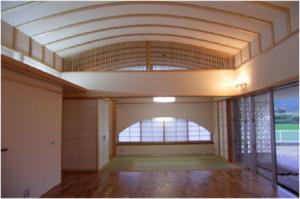 島袋健・康子邸