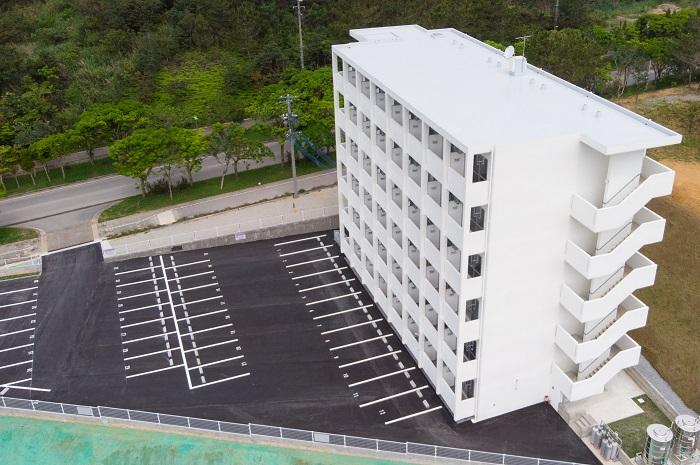 真栄田共同住宅
