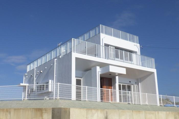 外観 二階建住宅
