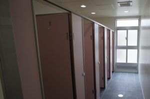 女子トイレ